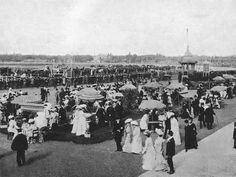 Hipódromo de Palermo, c. 1900.