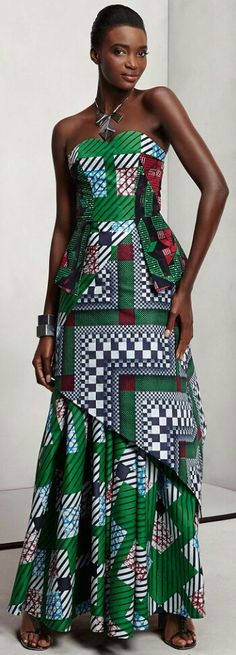 ♥ Vlisco Collection Think - Pagnifik