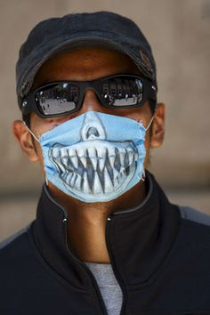 12 Best Flu Shot Masks Images Face Masks Facial Masks Masks