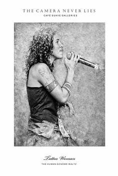 Tatto Woman