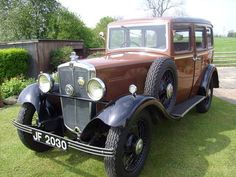 Morris cowley saloon For Sale (1931)