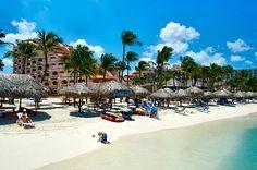 Playa Linda Beach resort in Aruba