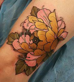 Elliott Wells tattoo