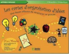 Les cartes d'organisation d'idées