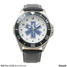 EMS Star of Life Watches