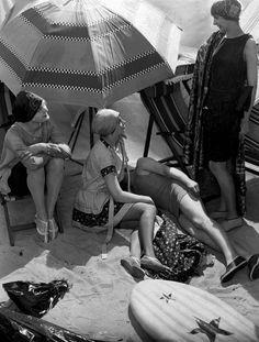Beachwear, 1925