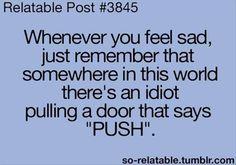 For my friend Tasha-push-pull