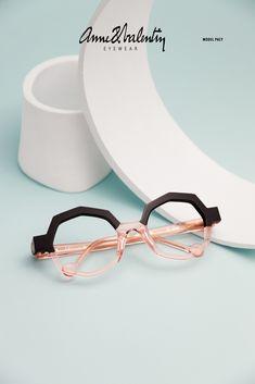 ANNE & VALENTIN Eyewear - Model PACY - LUNETTE ANNE ET VALENTIN