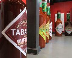 Giant Bottles Tabasco Museum