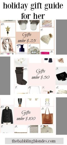 105 Best GIFT GUIDE Images On Pinterest In 2018