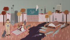 """""""Airport"""" - 80 x 140 cm - 2012"""