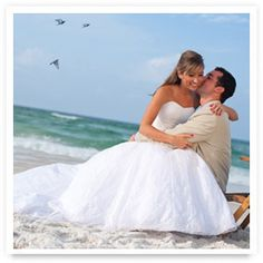 Destin Florida Beach Wedding #Destination Wedding #Florida Wedding Venues #Florida Bride