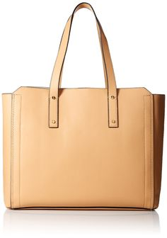 Ivanka Trump Soho Solutions Oil Tan Work Tote