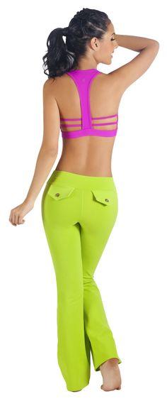 Protokolo Green Jean Style Pant