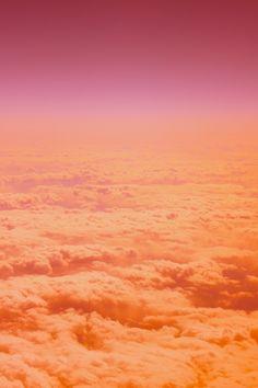 Ombre sky  Amazing...