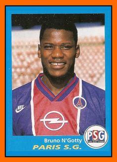 Bruno Ngotty 1995-96