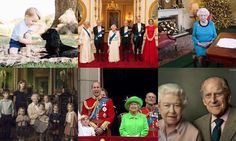Buckingham Palace releases Queen'a 2016 highlights