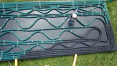 Homemade Swimming Pool Solar Heating System