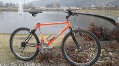 Mountain bike Moser Bike 1988