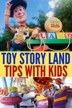 Toy Story Land is now open in Disney's Hollywood Studios! Check out these tips for visiting Toy Story Land with kids. Is Slinky Dog Dash too scary for toddlers? Disney World Florida, Disney World Vacation, Disney Cruise Line, Disney Vacations, Walt Disney World, Disney Travel, Disneyland Vacation, Florida Vacation, Disney World Tips And Tricks