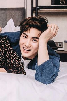 Wanna be next to you Suho ❤️ Chanyeol, Exo Kai, Kyungsoo, Exo K Members, K Pop, Exo Korea, Kim Joon Myeon, Kim Minseok, Xiuchen