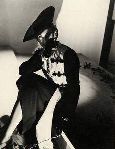 1937 Lucien Lelong Dress #1930sfashion