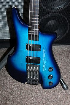 Kubicki Ex-Factor - $1499.00 - There's something that I always liked about Kubicki basses. I've never played one, but they just look comfortable.