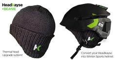 Headkayse -A game changer in cycle helmet safety | Indiegogo