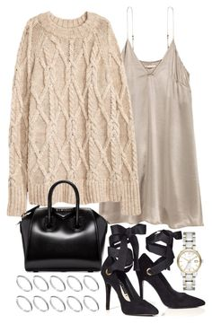 """""""Untitled #20547"""" by florencia95 ❤ liked on Polyvore featuring Givenchy, Alice + Olivia, Burberry and ASOS"""