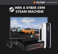 Splurgy - Win A £999 Syber Steam Machine