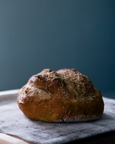 Multi-Grain Artisan No-Knead Bread {+ Interview!}