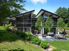 A happy Huf Haus: Improve your green credentials with a house that's more fab…