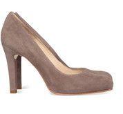 Bruine Unisa schoenen Patric pumps