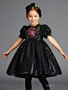 ALALOSHA: VOGUE ENFANTS: Must Have of the Day: Dolce&Gabba's Party-Perfect Childrenswear