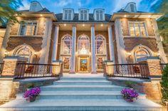 Georgian mansion :: Barrington, Illinois