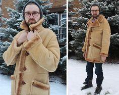 why not? Winter White Mongolian TIBETAN CURLY Lamb Long Fur Coat