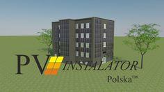 Obniżamy rachunki za prąd. Systemy fotowoltaiczne, instalacje, panele i inne. Multi Story Building