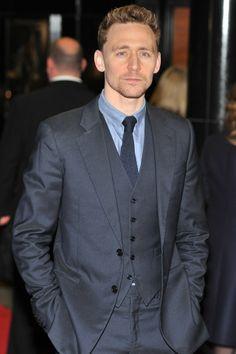 Tom Hiddleston (via Tumblr)