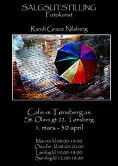 Fortsatt noen dager igjen av utstillingen min i Tønsberg.