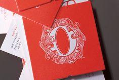 Letter O - identity - Miller Creative LLC