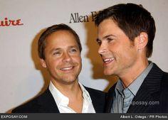Chad & Rob Lowe