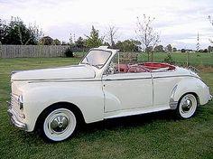 1950 Peugeot 203 Convertible