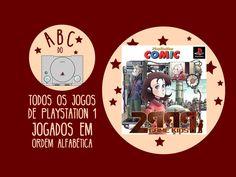 2999 Nen no Game Kids - Gameplay comentado em português [ABC do PS1]