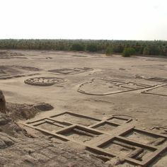 The remains of a 200,000 year old advanced civilization found in Africa