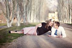 Utah Engagement Photos:Cute Cute Couple! - Ravenberg Photography
