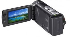 Sony HDR-CX190 High Definition Handycam 5.3 MP Camcorder(2012 Model)   My Canon Digital Camera