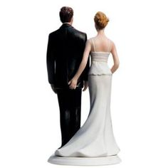 Weddingstar The Love Pinch Bridal Couple Figurine. haha I need this. i do this all the time...