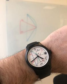 """62 Likes, 4 Comments - Watchwalker (@watchwalker) on Instagram: """"What do I do with a whiteboard when left alone for 2minutes in a meeting room? 📈📉📊"""""""