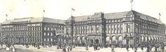 Deutsche Bank Hauptgebäude.. Mehr über die Geschichte der Deutschen Bank.. 1910