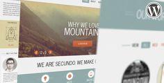 WordPress - Secundo Responsive Portfolio WP Theme | ThemeForest
